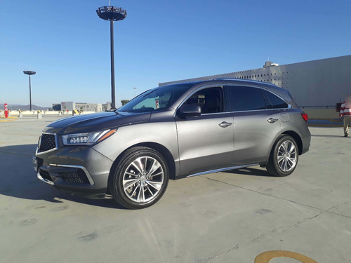 acura mdx 2017 3.5 sh-awd at 4x4 unico dueño gps dvd
