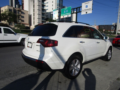 acura mdx 3.7 awd at 2013 blanco