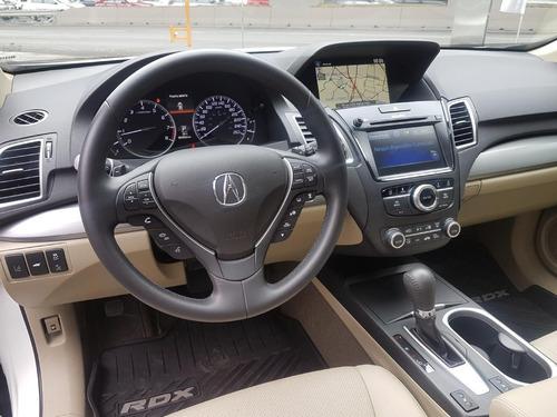 acura rdx 2017 5p v6/3.5 aut awd