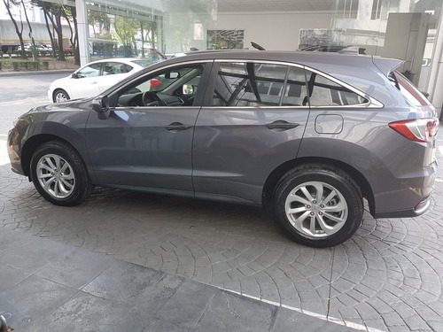 acura rdx 3.5 at 2018 gris $570,000.00