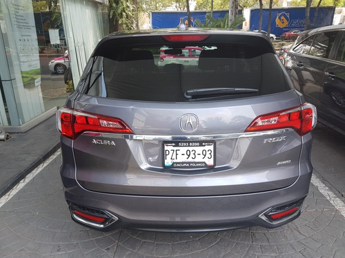 acura rdx 3.5 at 2018 gris $582,000.00
