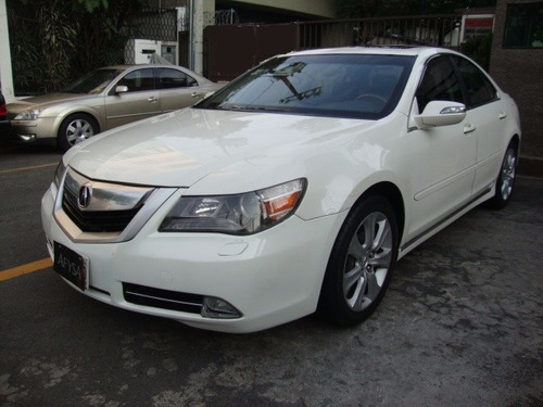 acura rl 2009 blindado nivel 3 plus impecable remato!!