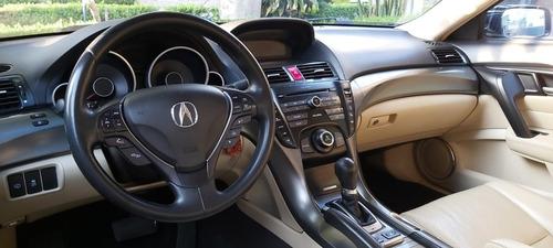 acura tl 2012 v6 3.5 lts eléctrico, automático, rines de 17