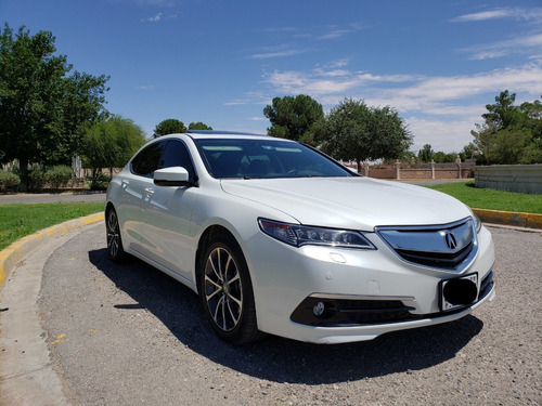 acura tlx 2016 advance v6 3.5l 290hp
