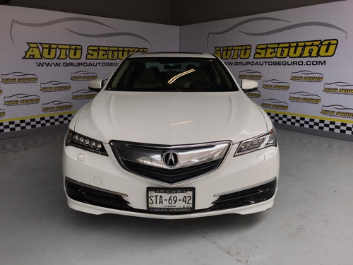 acura tlx 2.4 tech at 2015