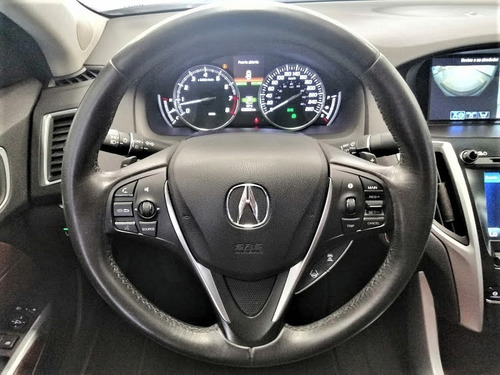 acura tlx 3.5 advance 2018