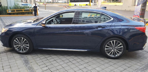 acura tlx 4p advance v6/3.5 aut