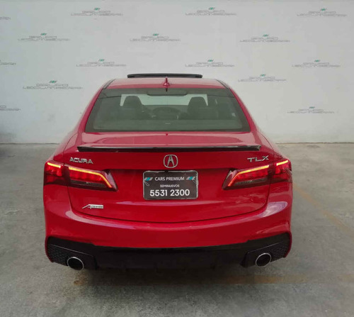 Acura Tlx 2018 4p A-spec V6/3.5 Aut