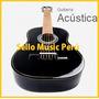 Guitarra Para Estudiante Importada Acabado De Lujo