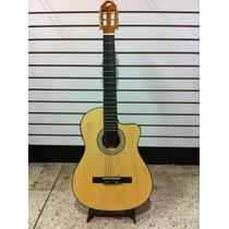 Guitarra Electro Acústica Importada Marca Zebra - Audiotech.