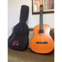 Guitarra Clasica Paganine Con Forro Estuche