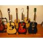 Guitarra Acustica Folk Santana