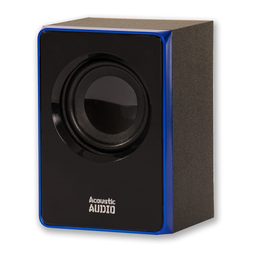 acústico aa5102 audio sistema de altavoces home 5.1 800w