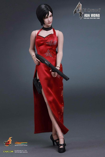 ada wong (resident evil 4 hd) hot toys