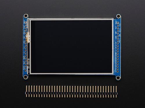 Adafruit Display Lcd Tft 3 5 Touchscreen, Hxd8357d, Arduino