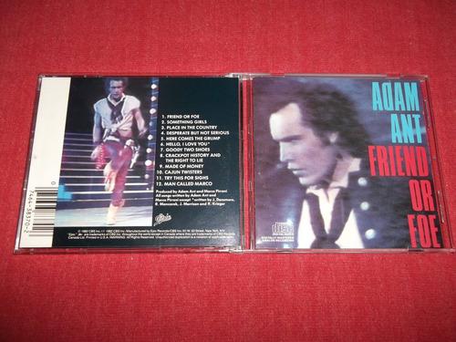 adam ant - friend or foe cd imp ed 1990 mdisk