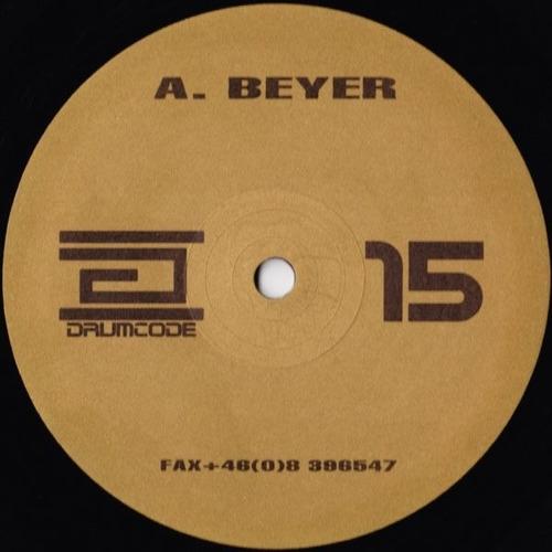 adam beyer/cari lekebusch - split ep (single vinil) techno