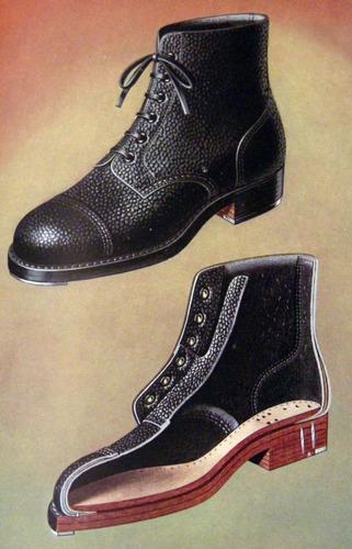 adam british leather a record of achievement 1946 cuero