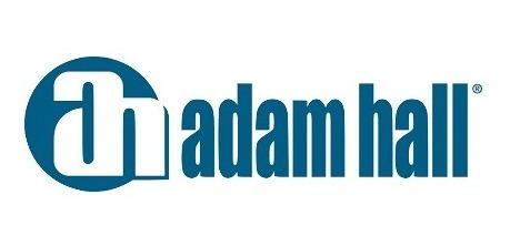 adam hall sks03 soporte/atril para teclado