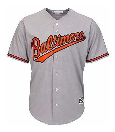 new style aac65 535e9 Adam Jones Baltimore Orioles Jersey Juvenil Gris De Carreter