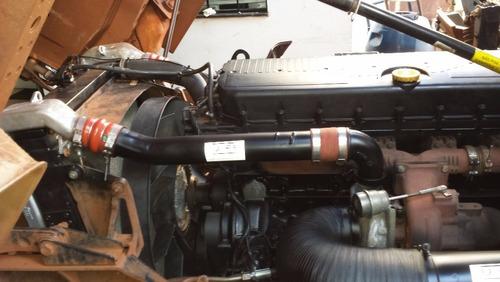 adaptação de motor iveco cursor13 em vw 25370