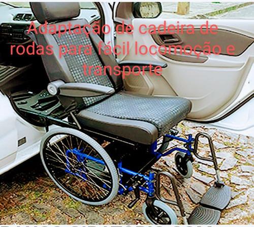 adaptação veicular para cadeirantes