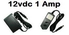 adaptador 12vdc 1 amp