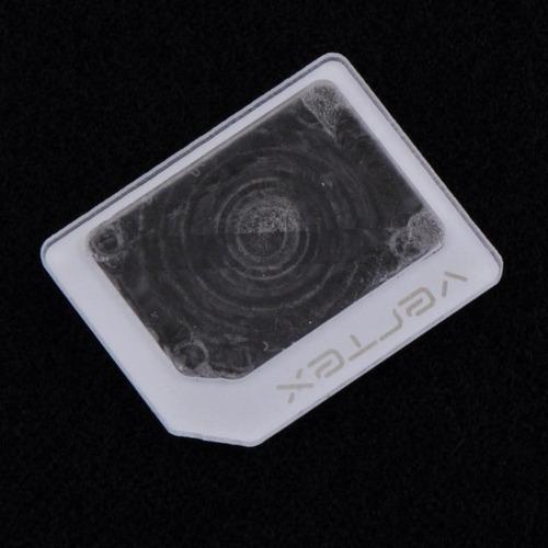 adaptador 3x1 nano chip, mini, micro sim card