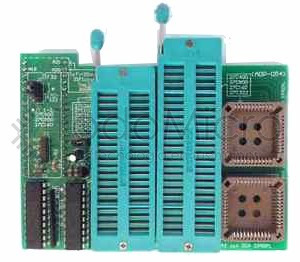 adaptador adp-054 p/willem gq-4x gq-3x plcc44 zif garantia