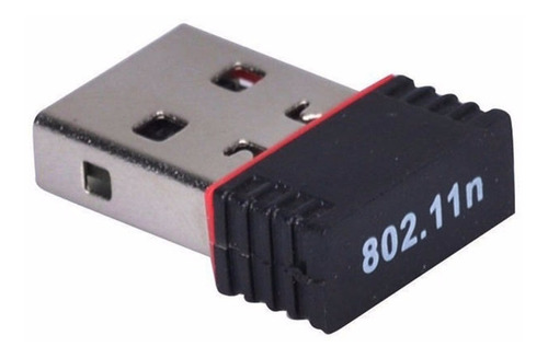 adaptador antena usb placa wifi nano mini 150mbps 2.4ghz