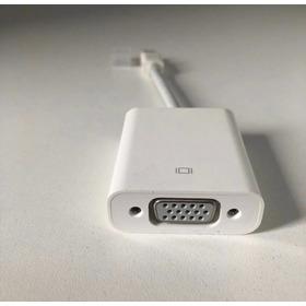 Adaptador Apple Mini Displayport Para Vga