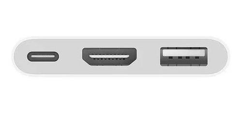 adaptador apple usb c av multipuerto macbook pro 2018 2019
