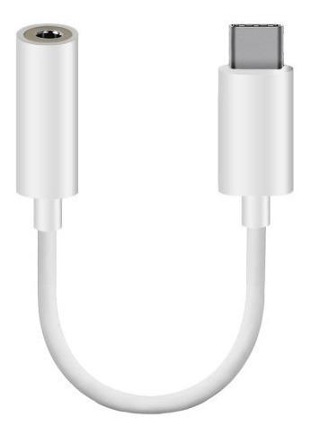 adaptador ( auricular / microfono ) usb c a miniplug 3.5