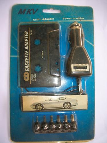 adaptador aux tipo casette 3.5 mm