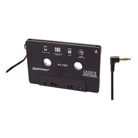 Adaptador Auxiliar 3.5mm A Cassette Mp3 Cable De 1.8 M