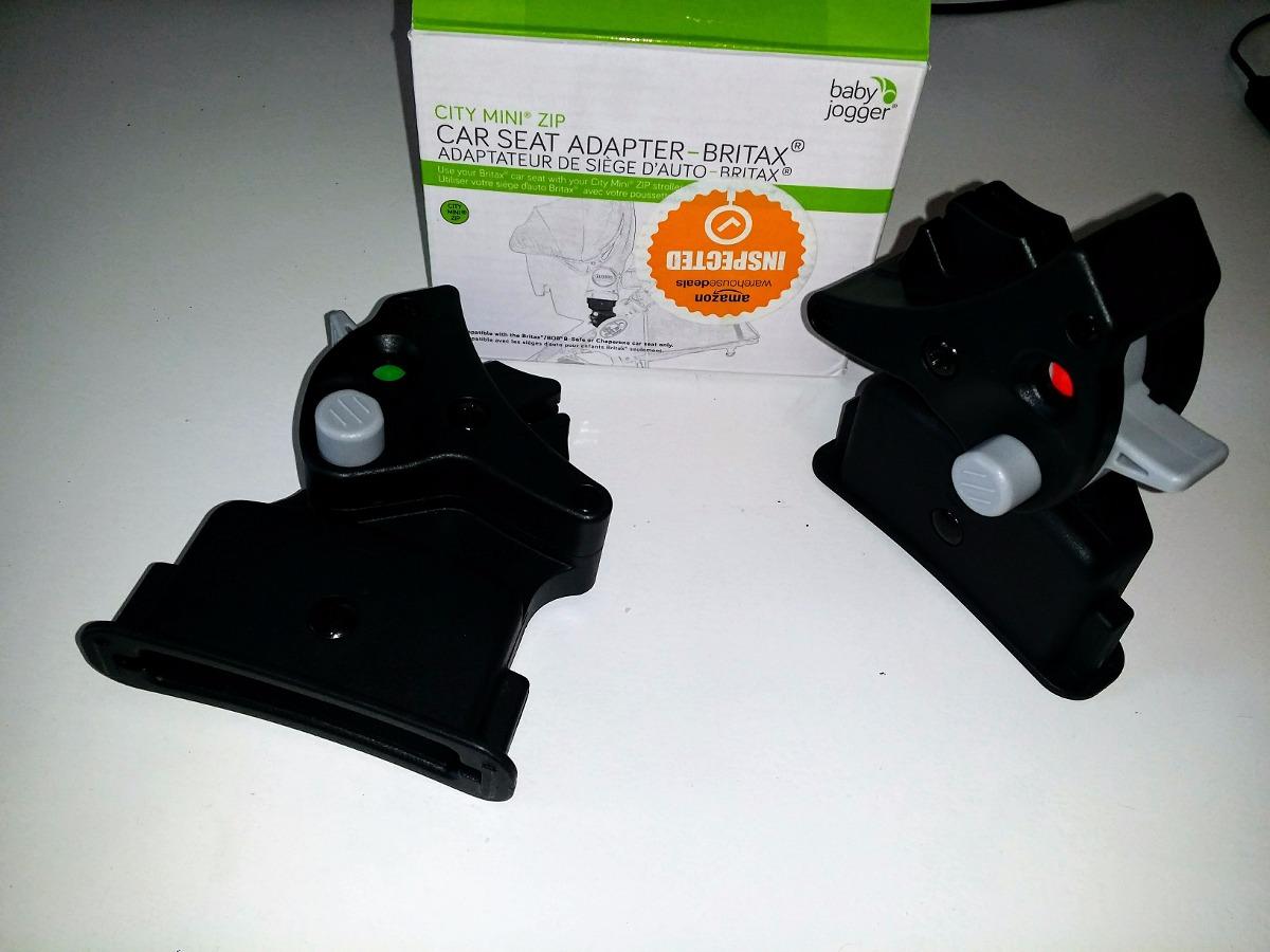 Britax B Safe Car Seat Adapter For Baby Jogger City Mini Amazoncom