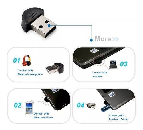 adaptador bluetooth 4.0 dongle usb para notebook e pc