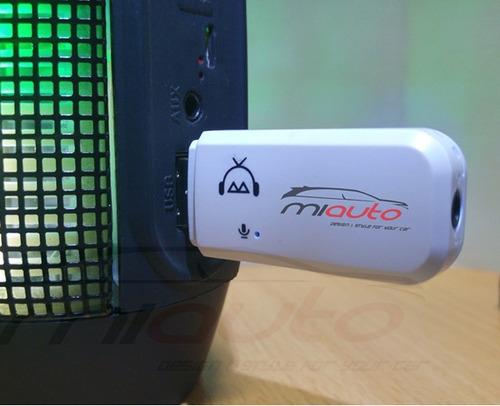 adaptador bluetooth 4.0 usb para equipo de sonido auto radio