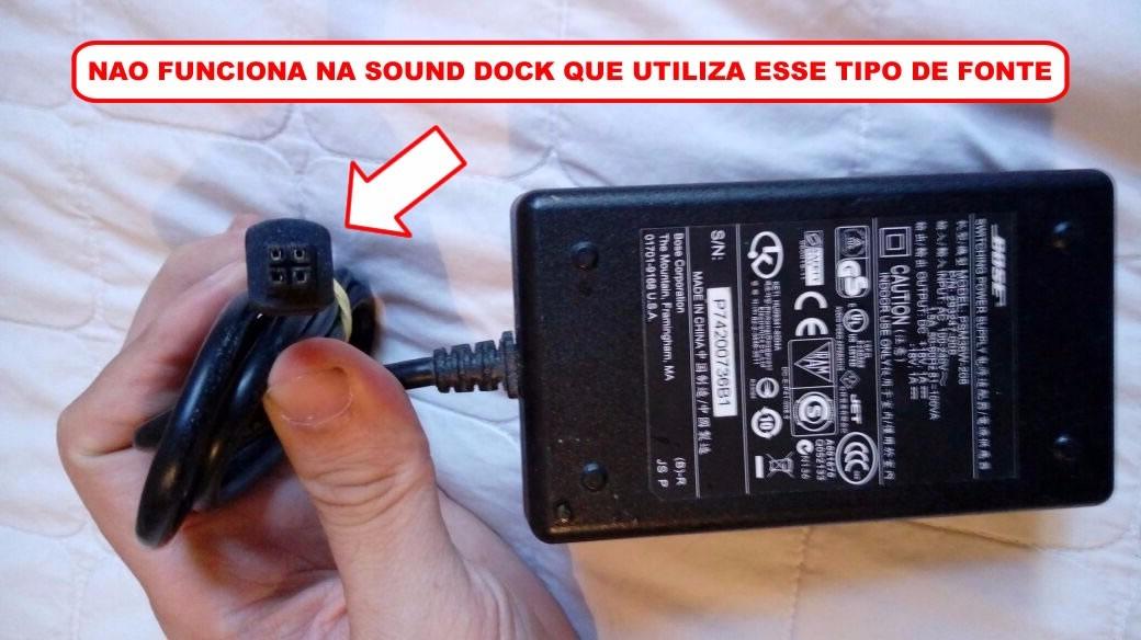e74f2c63ccb adaptador bluetooth para bose sounddock iphone ipod samsung. Carregando  zoom.