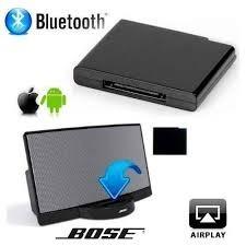 adaptador bluetooth para dock 30 pines iphone - ipod android