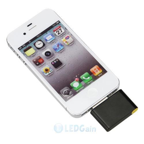 adaptador bluetooth para ipod iphone touch nano nano 6