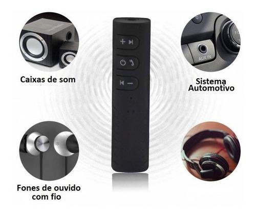 adaptador bluetooth sem fio celular apple iphone outros top