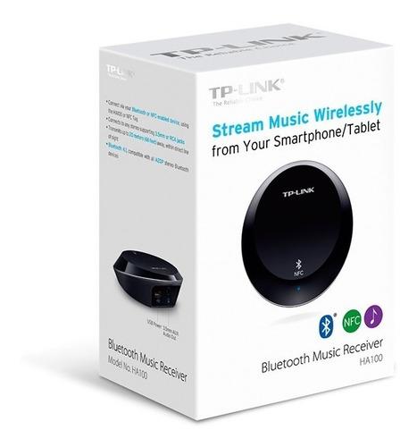 adaptador bluetooth tp link ha100 nfc parlantes inalambricos