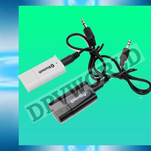 adaptador bluetooth vehiculo usb 3.5mm musica receptor audio