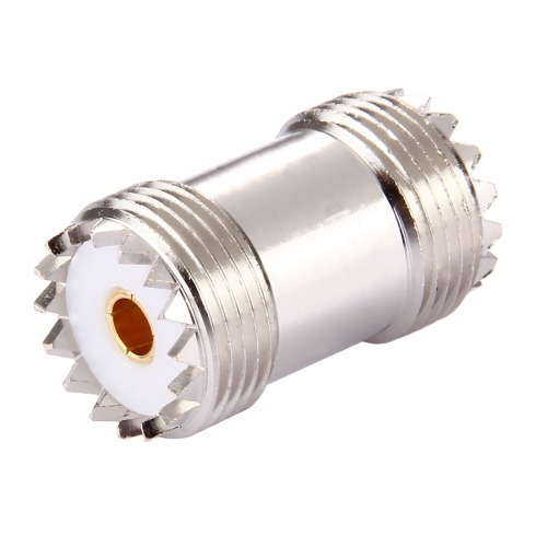 adaptador cable bnc uhf female to connector