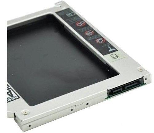 adaptador caddy para hd - macbook, macbook pro