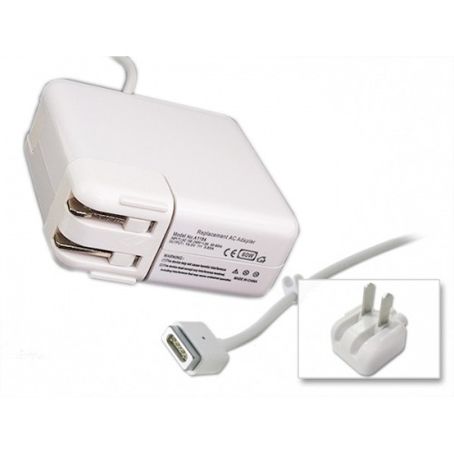 adaptador cargador apple 60w macbook 13.3 iman magsafe a1184