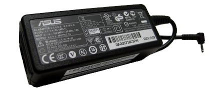 adaptador cargador  asus 19v 2.1a eee pc 1005ha mini