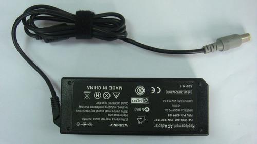 adaptador cargador para ibm lenovo thinkpad t60 t61 x61 z60