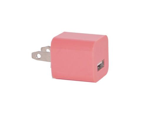 Adaptador cargador usb de pared universal para for Adaptador enchufe mexico